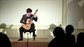 """Gabriel Bianco: Fantasie Dramatique """"Le Depart"""", Op.31 - Napoleon Coste"""
