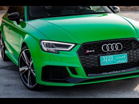 2017 Audi RS3 Saloon Review: PRICE,SPECS,INFO - YouTube