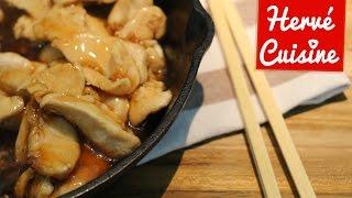 Poulet Teriyaki : la recette facile et rapide !