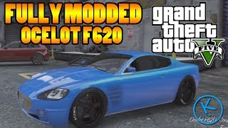 GTA 5 Fully Modified: OCELOT F620