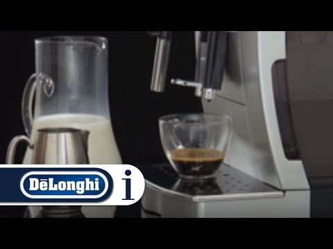 How to Make a Cappuccino in Your De'Longhi Magnifica S ECAM 22.110 Coffee Machine