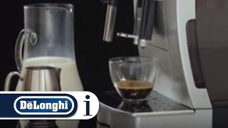 كيفية صنع الكابتشينو في ودي لونغي Magnifica S ECAM 22.110 آلة صنع القهوة