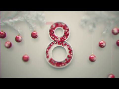 TV8 channel new years Ident