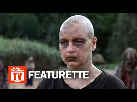 The Walking Dead S09E11 Featurette   'Alpha's Leadership Style & Moral'   Rotten Tomatoes TV