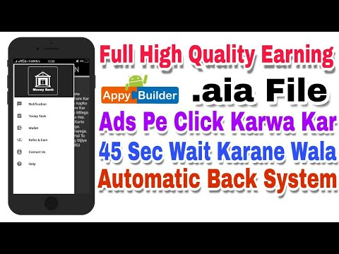 Repeat Best High quality professional earning app aia file