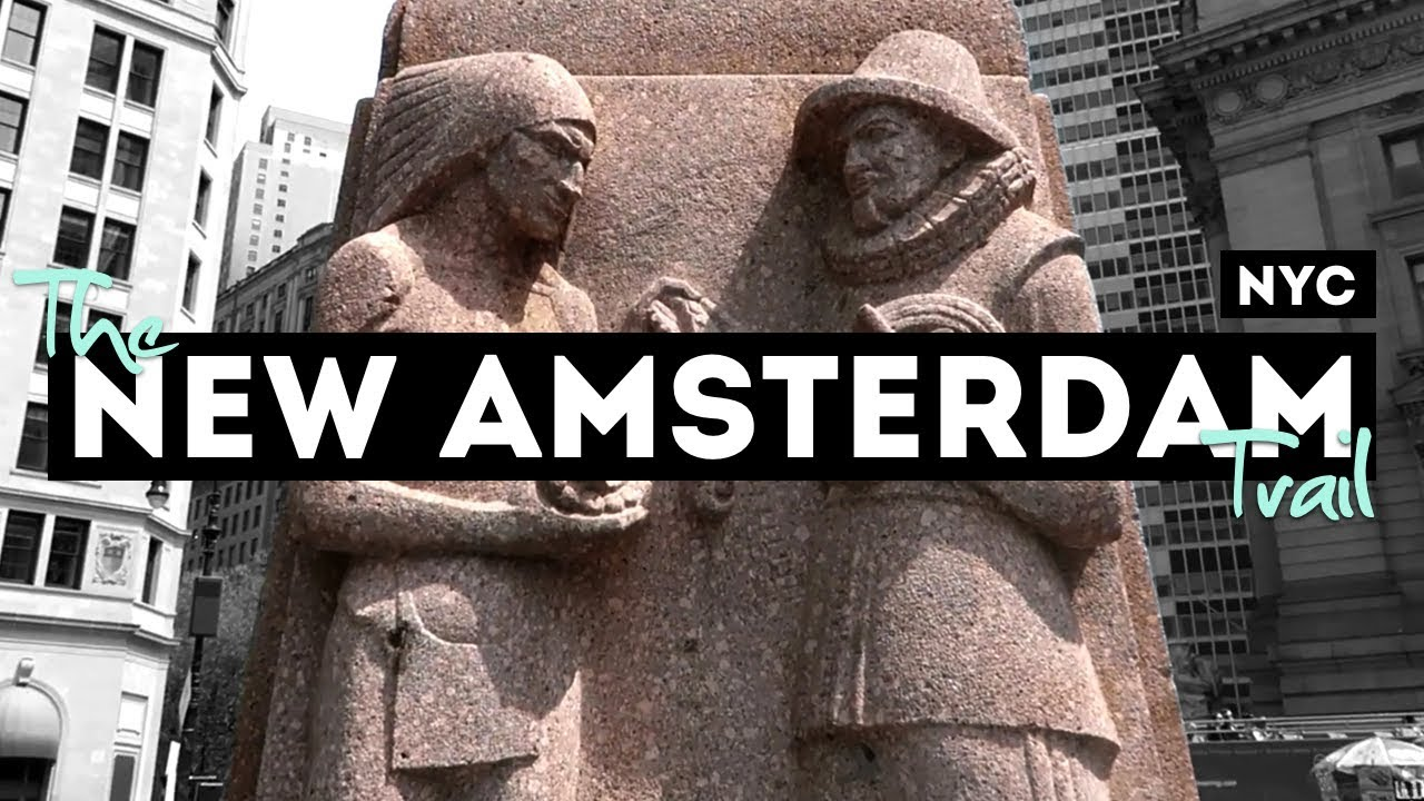 Download New Amsterdam Trail: History of New York City