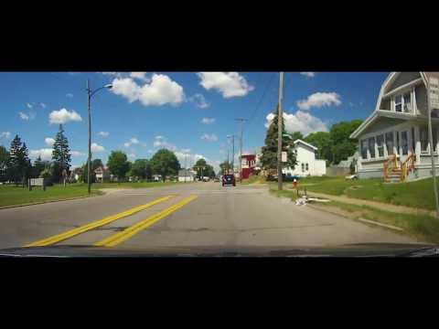 Driving around the Impoverished Area of Toledo, Ohio