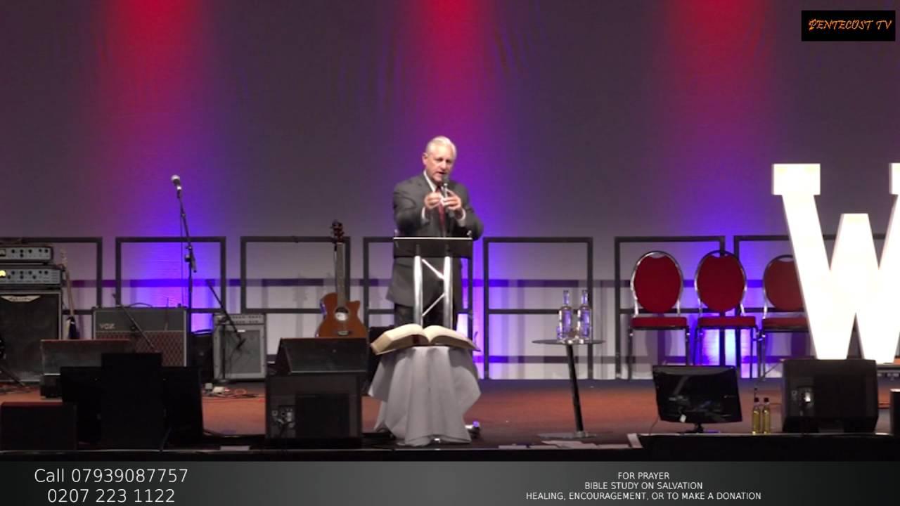 United pentecostal church preaching rev david. K bernard youtube.