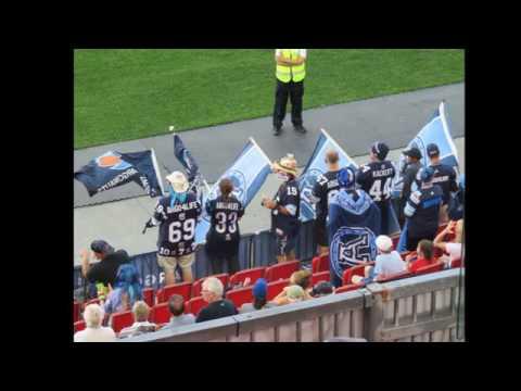 Stadium Journey - Toronto Argonauts