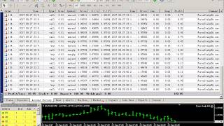 $100 Real Account Gain +20%_Steady And Longtime Profitable EA_Update 9/29/2017【Forex Scalp EA】