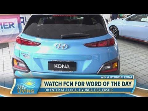 Hyundai Of Orange Park >> Get A Look A The All New Hyundai Kona At Hyundai At Orange Park Fcl Aug 20