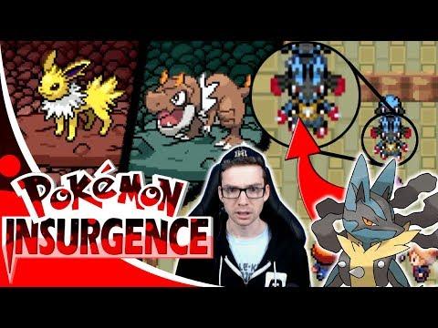 WILD MEGA EVOLUTION! Pokemon Insurgence...