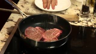 Cook 'n Rock - Episode 4 - Filet Mignon With Walnuts, Raisins And Red Wine Sauce