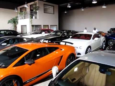 Supercar Dream Super Luxury Car Delar In Dubai Exotic Cars Youtube