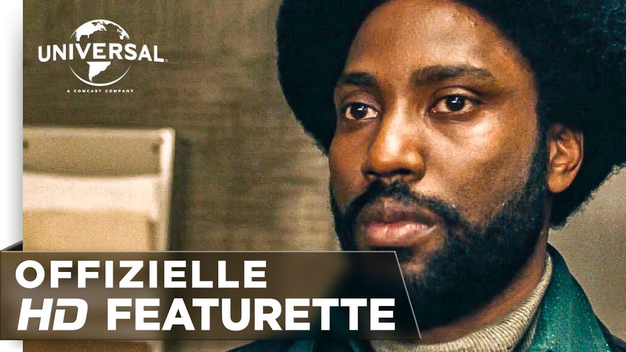 "BlacKkKlansman - Featurette ""A Powerful True Story"" Featurette german/deutsch HD"