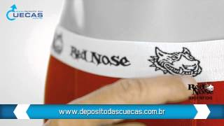 Cueca Red Nose Boxer 0345