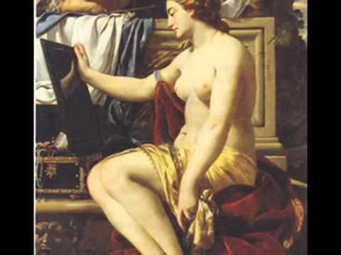 Marin Marais - 6_8 - Suite in Mi minore - 10. Passacaille - 11. Gavotte - Simon Vouet.