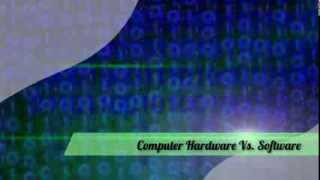 What Is the Difference Between Computer Hardware and Software?