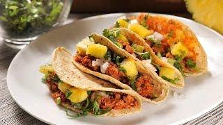 Receta Para Preparar Tacos Al Pastor