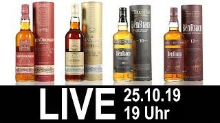 Live Tasting: Glendronach und Benriach của Whisky.de 0 lượt xem