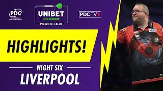 Night 6 Highlights | Liverpool | 2020 Premier Leag...