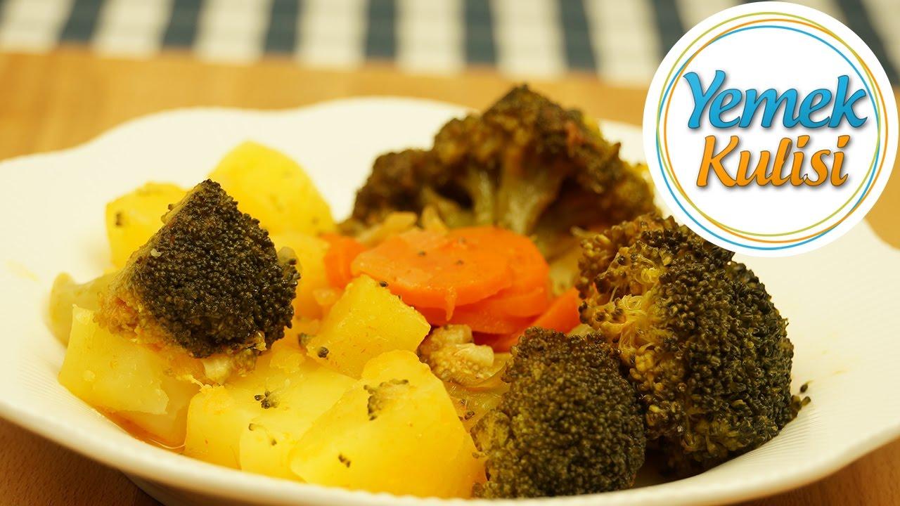 Yoğurtlu Brokoli Tarifi Videosu