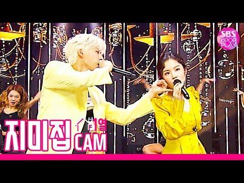 [지미집캠] 이하이 '누구없소(Feat. B.I Of IKON)' 지미집 별도녹화│LEE HI 'NO ONE' JIMMY JIB STAGE│@SBS Inkigayo_2019.6.9