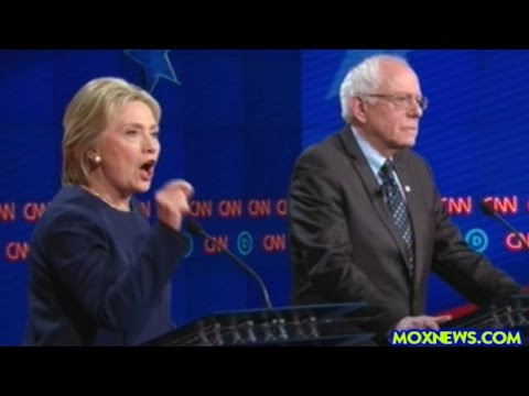 BERNIE SANDERS vs HILLARY CLINTON ON EXPORT IMPORT BANK! Democratic Presidential Debate In Flint