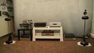 SALON HIFI 2013 - PARIS - AMV - Leedh - Transrotor