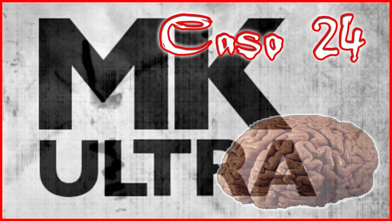 MK-ULTRA ● Tecniche per il controllo mentale