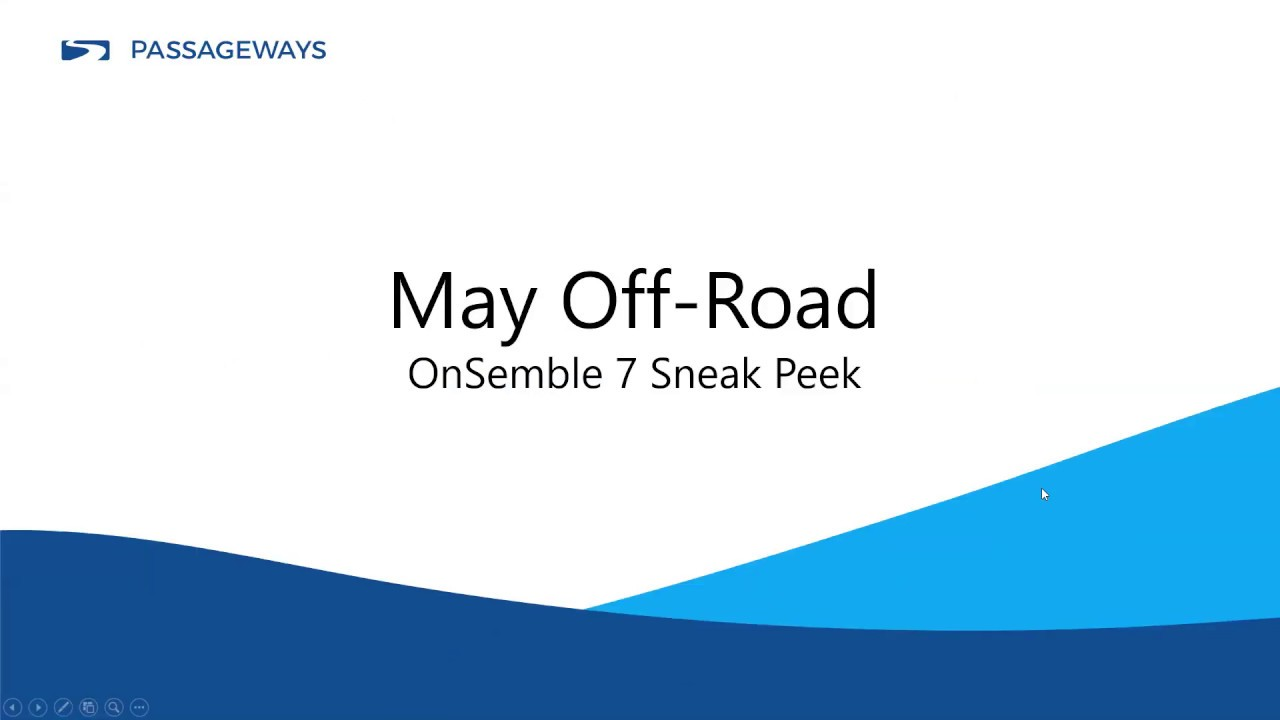 OnSemble - Off-Road: 7.0 Sneak Peek!