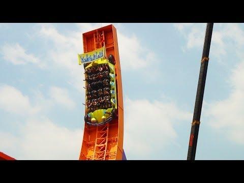 RC Racer Roller Coaster POV Hong Kong Disneyland Toy Story Ride