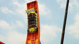 RC Racer Roller Coaster POV Hong Kong Disneyland Toy Story Ride