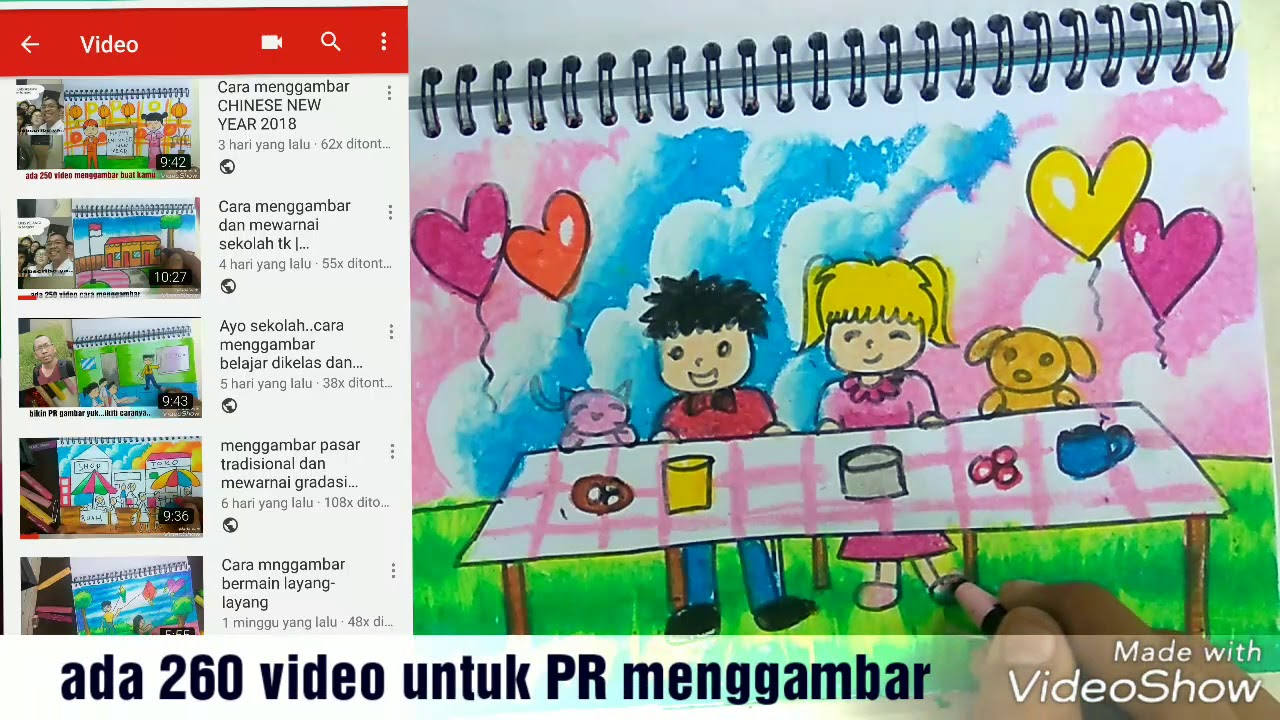 So Sweetgambar Valentine Buat Anak Anak Valentine For Kids