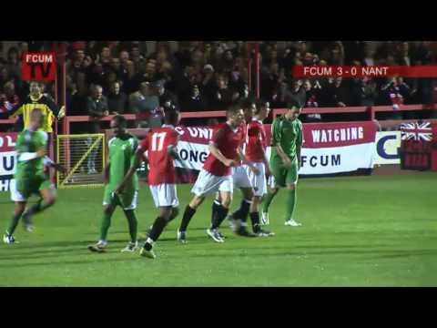FC United of Manchester vs SV Austria Salzburg