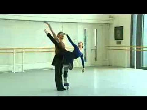 Giselle - Alina Cojocaru and Johan Kobborg (2/3)