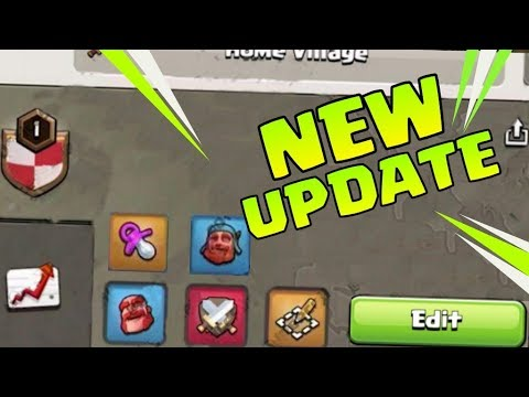 Clash Of Clans Upcoming Update - New Clan /profile ( Badges ) For Recruitment Of Player | Coc