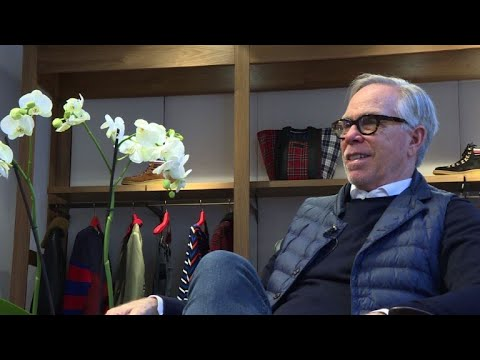 Tommy Hilfiger picks London for first show outside US
