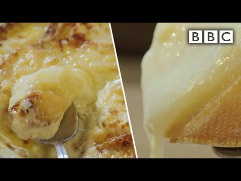 8 deliciously cheesy dishes you must try in France - BBC