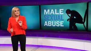 Male Sexual Abuse Isn\'t Funny | August 1, 2018 Act 2 | Full Frontal on TBS