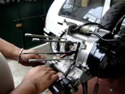bongkar mesin sepeda motorFLV  YouTube