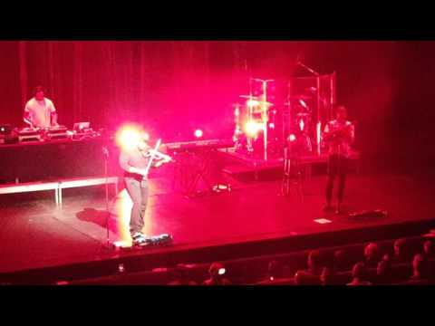 Black Violin at the Kauffman Center for the Performing Arts in Kansas City, Missouri