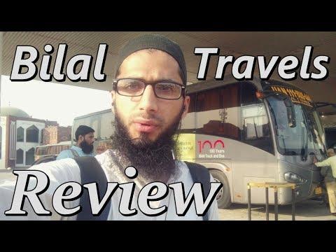 Travel Log : Review of Bilal Travels Bus Service Pakistan