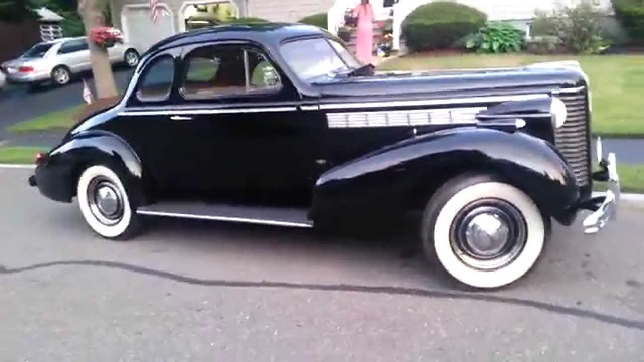 1938 buick special opera coupe youtube for 1938 oldsmobile 4 door for sale