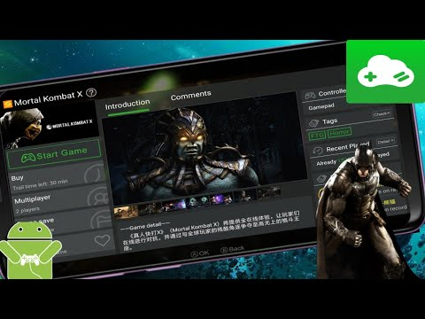 Finally Lunch Mortal Kombat X Ll On Android Gloud Games Ll Full Gameplay And Review Ll Svip Giveaway