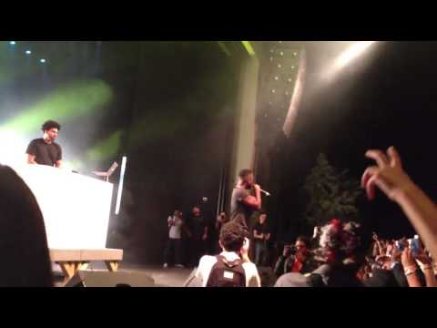 Kendrick Lamar - Westside Right On Time/Hold Up (Live At The Black Friday Festival)