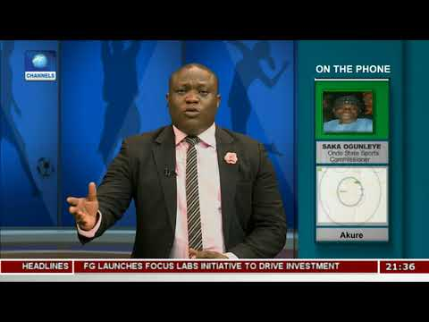 NPFL: Analysing Football Developments In Nigeria Pt.2 |Sports Tonight|