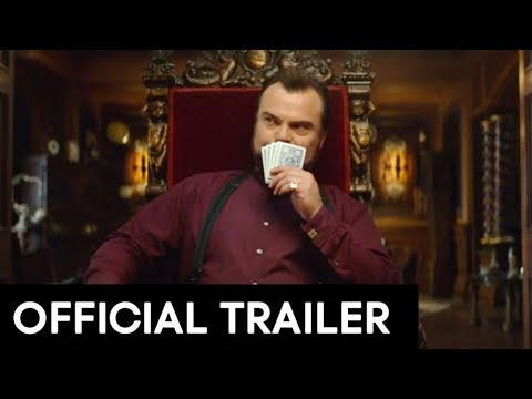 THE HOUSE WITH A CLOCK IN ITS WALLS | OFFICIAL TEASER TRAILER