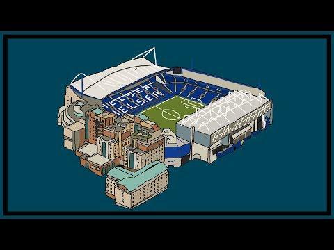 Chelsea's Stamford Bridge Rebuild