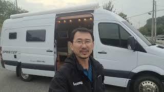 2018 제일모빌 벤츠 중고 캠핑카(판매완료) 소개..…